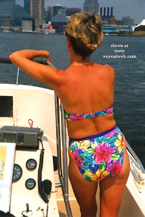 Pic #8 - Boating Booty-ex-GF