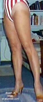 Pic #3 - Leggy Wife