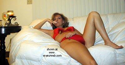 Pic #5 - Wife      @ 40 Ho Ho Ho pt2