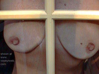 Pic #1 - Pressed Breasts