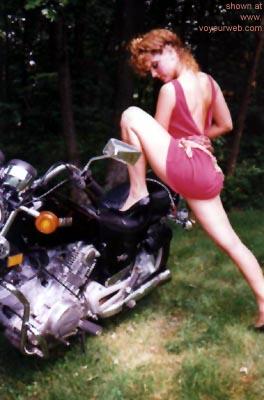 Pic #2 - Neighbour      Kim Riding