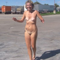 Ruthie At The Truck Stop
