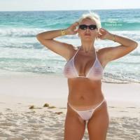 Lexiegirl At The Beach
