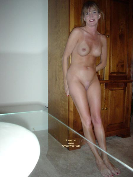 Pic #4 - Ginger Shows All At Home