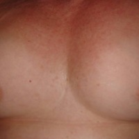 Small tits of my wife - iodine