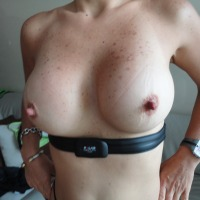 Small tits of my wife - Minisam
