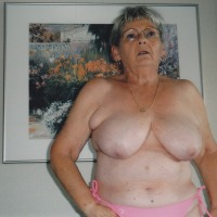 Large tits of my wife - titties