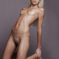 Very large tits of my girlfriend - Van