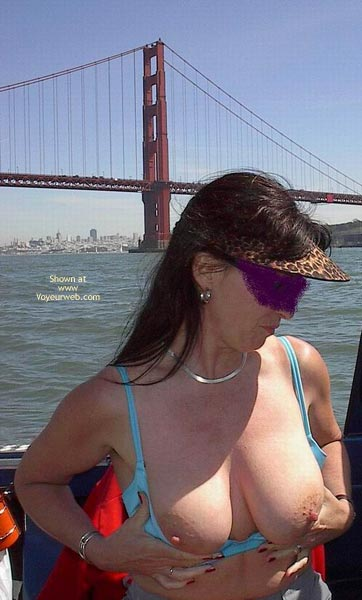 Pic #3 - Dt'S  March Boat Ride To San Fransico Bay