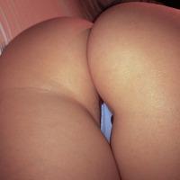 My girlfriend's ass - Amanda