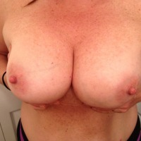 Large tits of my wife - Hot Wife
