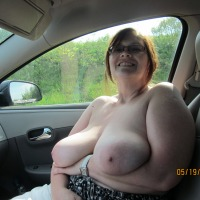 Large tits of my wife - suzy q