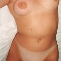 Large tits of my wife - sweet