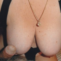 Large tits of my ex-wife - marie