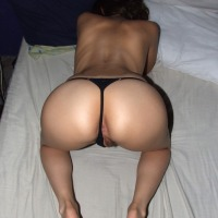 My ex-girlfriend's ass - Peg