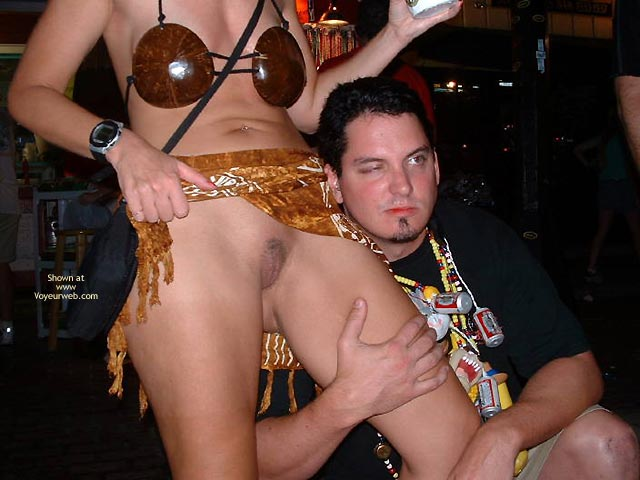 Pic #4 - Fantasy Fest Nude And 2 Beaver Shots