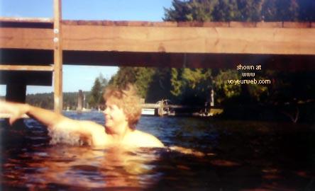 Pic #1 - She at the Lake