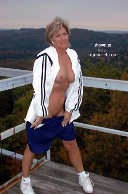 Pic #1 - BJ With A View Pt 1 of 2