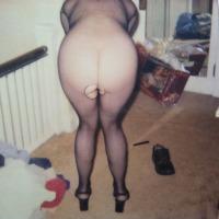 My wife's ass - siszy