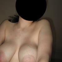 Large tits of my wife - sybil