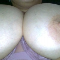 Extremely large tits of my ex-girlfriend - Kara