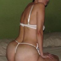 My wife's ass - TV