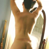 My wife's ass - Hot_Allie