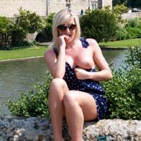 Landmarks - Blonde Hair, Exposed In Public, Nude In Public