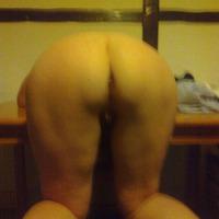 My girlfriend's ass - FriendswithB