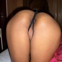 My wife's ass - Noi