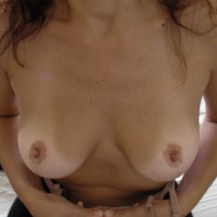 Large tits of my wife - turkish wife