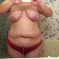 My large tits - nope