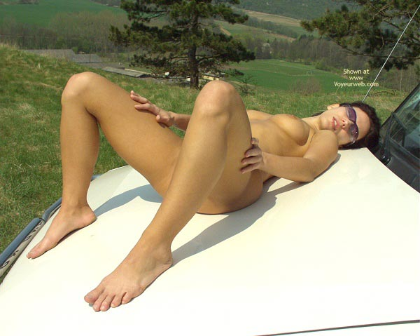 Pic #6 - Angelina In The Mountains 2