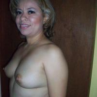Large tits of my wife - kik