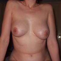 Small tits of my wife - FRG