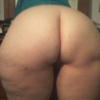 My wife's ass - tall sexy milf