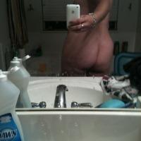My wife's ass - lll
