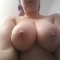 Large tits of my wife - Angel