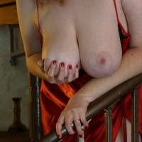 Large tits of my wife - BustyApril82