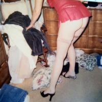 My wife's ass - S