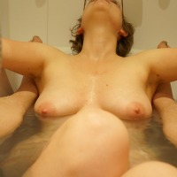 Large tits of my wife - Sophie