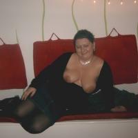 Medium tits of my wife - KATY