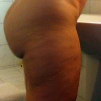 My girlfriend's ass - Sabine
