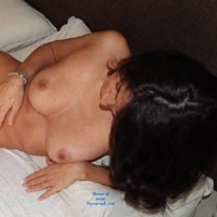 My Body - Big Tits, Brunette, Hard Nipples, Round Tits
