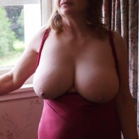 My very large tits - Catey