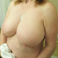 My extremely large tits - Catey