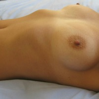 Large tits of my wife - Jensen