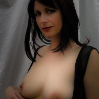 Medium tits of my wife - Atja