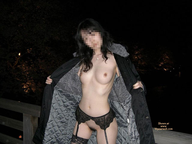 Pic #1 - My Shy Wife , Finally Persuaded My Wife To Post These Pictures, They Were Taken Last Year But She Only Wanted To Keep It To Ourself...until Today...so Please Encourage Her As I Hope She'll Transform Into The Wild Woman I Know She Is...<br /><br />P.S. My Wife Want To Appoligize For Blurring The Face, She'll Show Her Face Once She's Ready.