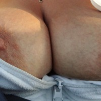 My large tits - me